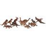 [Animale din plastic - Dinozauri - 12 buc.]