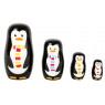 [Matrioșka - Familia pinguinilor]