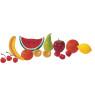 [Fructe, 15 bucăți ]