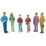 [Cunoașteți națiunile - Figurine - Latinoamericani]