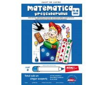 [Matematica preșcolarului - Caiet de lucru]
