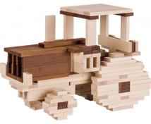 [Nature cuburi de construcții - 4 mărimi, 200 buc]