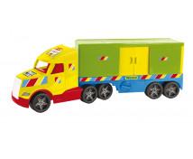 [Mașinuță mare - Camion pentru container]