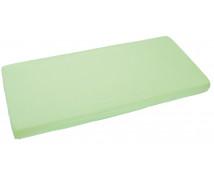 [Cearceaf cu elastic, frotir, 120 x 60 cm-verde]