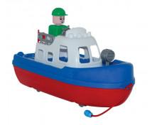 [Barca pe roți - Poliția de apă]