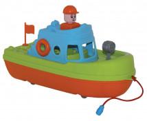 [Barca pe roți - Salvatorii]