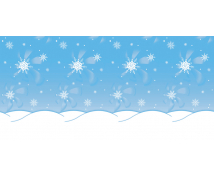 [ Hârtie colorată-zăpadă]