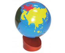 [Glob - Continente colorate]