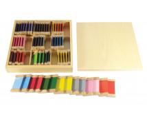[Plăci colorate 2 - Kit detaliat]