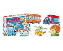 [BABY Puzzle- Mijloace de transport]