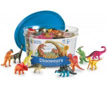 [Numărătoare cu animale - Dinozauri]
