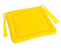 [Pernă pentru scaun 3-galben]