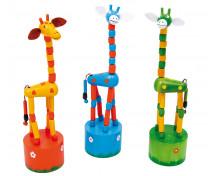 [Girafe vesele ]