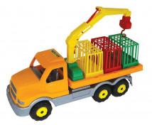 [Camion pentru transportul animalelor]