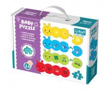 [Baby puzzle- Culori (1+)]