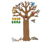 [Copac mare cu animale]