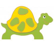 [Broască țestoasă - decorațiune dulap ]