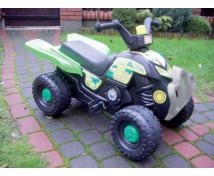 [ATV - verde de militari]