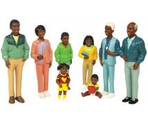 [Cunoașteți națiunile - Figurine - Africani]