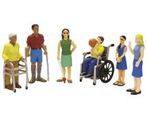 [Prieteni cu dizabilități - Figurine]