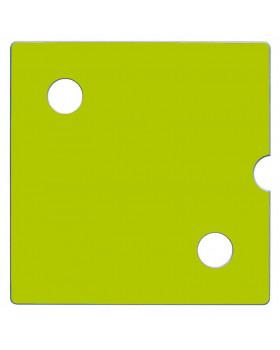 Ușă Numeric 2 - verde