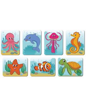 Animale - lumea marină