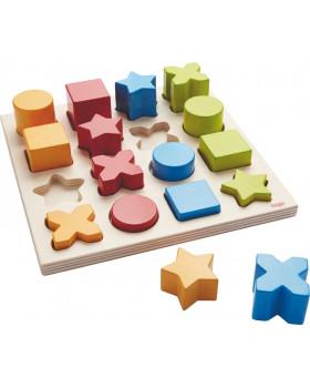 Jocul formelor si al culorilor