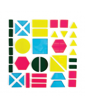 Forme geometrice din plexic