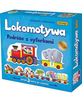 Locomotiva - călătorie cu cifre
