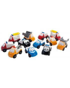 Mașinuțe distractive - 12 bucăți