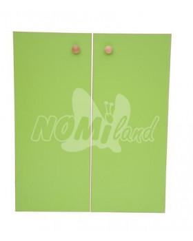 Uși PRACTIC mari - verde