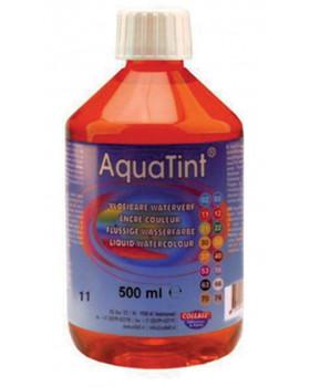 Acuarele AquaTint - roșu