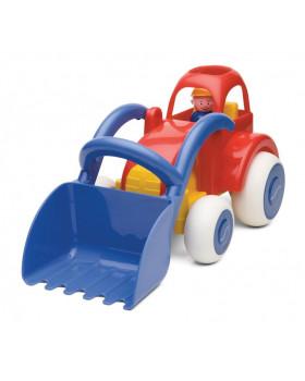 Tractor Jumbo cu volă